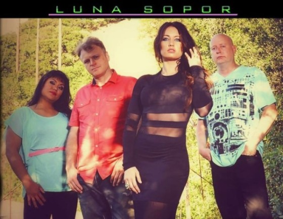 Entertwine Interview - Featured Rising Artist: Luna Sopor