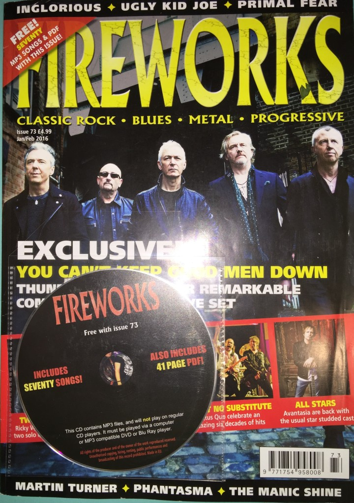 Luna Sopor featured in Fireworks Magazine